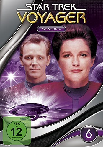 Star Trek Voyager Season 6 (7 DVDs)