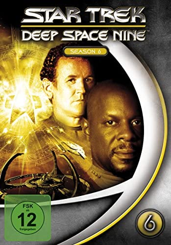 Star Trek Deep Space Nine Season 6 (7 DVDs)