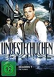 Die Unbestechlichen - Season 1 (8 DVDs)