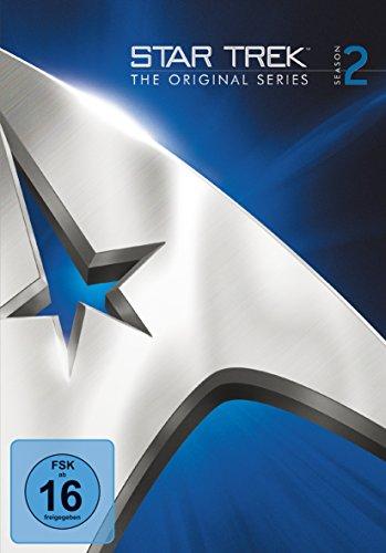 Raumschiff Enterprise Staffel 2 (7 DVDs)