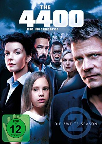 The 4400: Die Rückkehrer - Season 2 (4 DVDs)