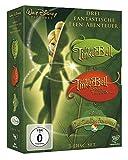 TinkerBell - Die Suche nach dem verlorenen Schatz / Die großen Feenspiele (3 DVDs)
