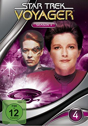Star Trek Voyager Season 4 (7 DVDs)