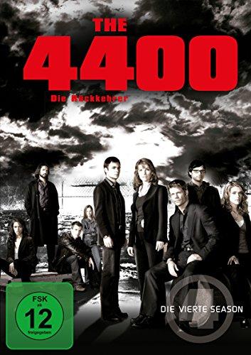 The 4400: Die Rückkehrer - Staffel 4 (4 DVDs)
