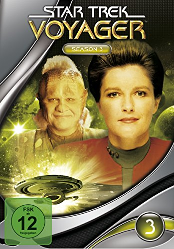 Star Trek Voyager Season 3 (7 DVDs)
