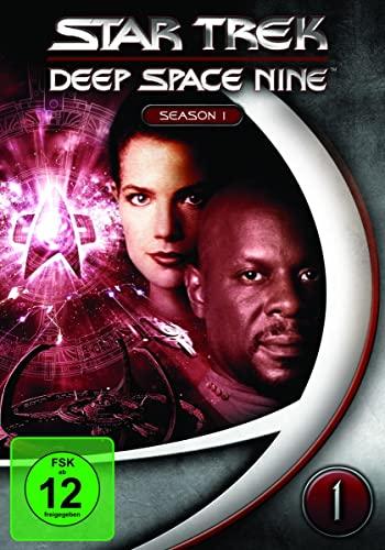 Star Trek Deep Space Nine Season 1 (6 DVDs)