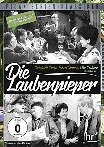 Die Laubenpieper Die komplette 6-teilige Serie (2 DVDs)