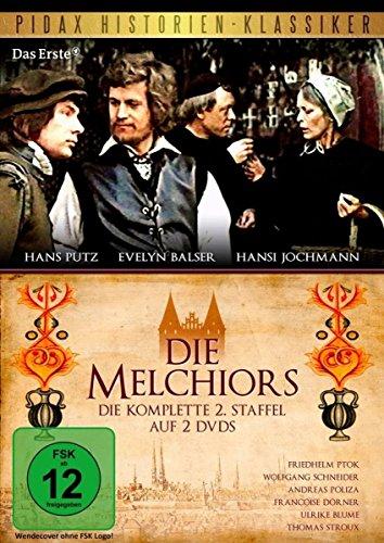 Die Melchiors Staffel 2 (2 DVDs)