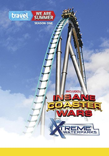 We Are Summer: Insane Coaster Wars & Xtreme Waterparks [RC 1]