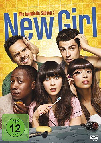 New Girl Staffel 2 (3 DVDs)