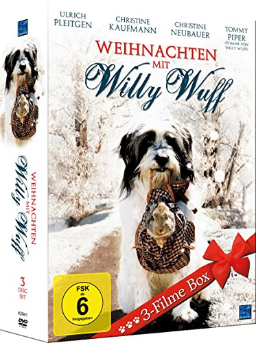 Weihnachten mit Willy Wuff 3-Filme-Box (3 DVDs)