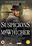 The Suspicions of Mr Whicher: Complete (4 DVDs)