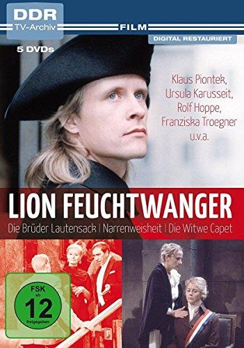 Lion Feuchtwanger (DDR TV-Archiv) (5 DVDs)