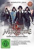 Die Drei Musketiere - Kampf um Frankreichs Krone: Die Serie zum Film (3 DVDs)