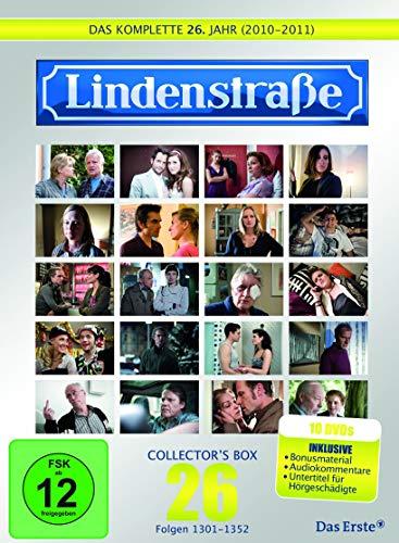 Lindenstraße Das komplette 26. Jahr (Special Edition) (10 DVDs)