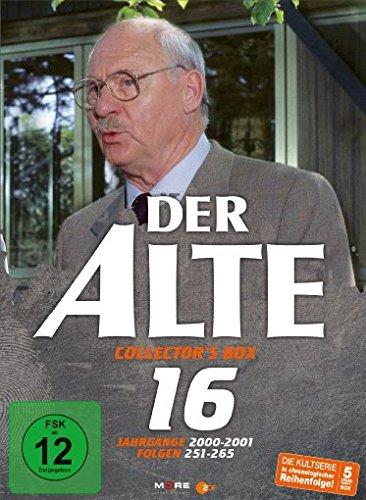 Der Alte Collector's Box Vol.16, Folge 251-265 (5 DVDs)