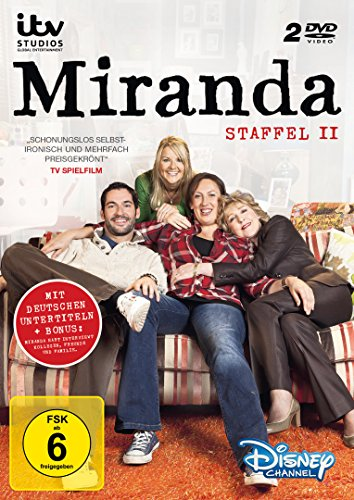 Miranda Staffel 2 (2 DVDs)