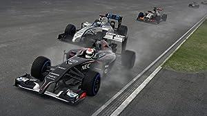 Screenshot: F1 2014