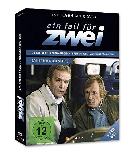 Ein Fall für Zwei Collector's Box 16 (5 DVDs)