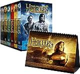 Hercules - Die komplette Serie (Limited Edition inkl. Kalender 2015) (34 DVDs)