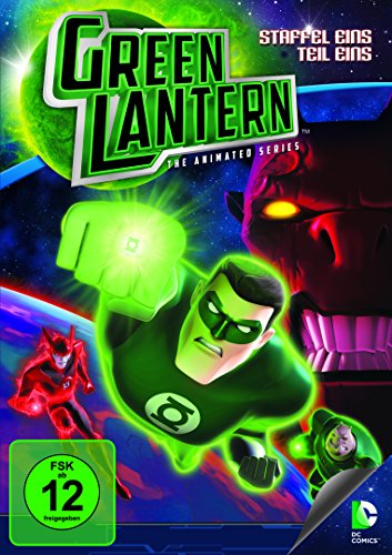 Green Lantern - The Animated Series: Staffel 1, Teil 1 (2 DVDs)