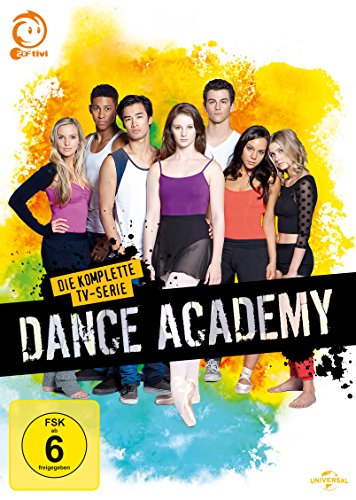 Dance Academy Staffel 1-3 (13 DVDs)