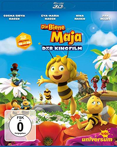Die Biene Maja - Der Kinofilm  (inkl. 2D-Version) [3D Blu-ray] inkl. 2D-Version [3D Blu-ray]