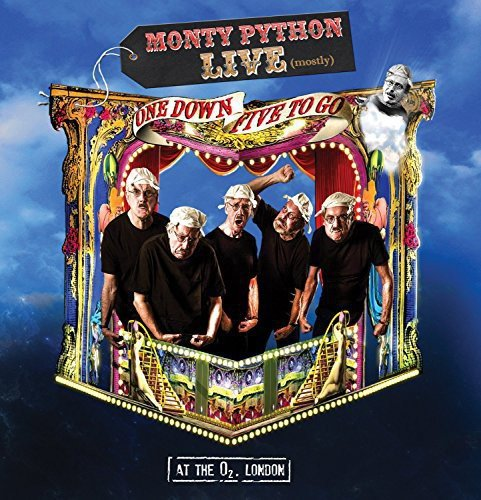 Monty Python Live (Mostly) One Down Five To Go (Deluxe Edition mit 2 Audio-CDs)