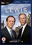 Lewis - Series 1-8 - Complete (17 DVDs)