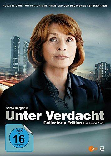 Unter Verdacht Collector's Edition: Die Filme 1-20 (12 DVDs)