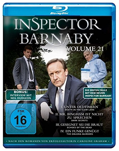 Inspector Barnaby, Vol.21 [Blu-ray]