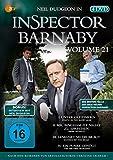 Inspector Barnaby, Vol.21 (4 DVDs)