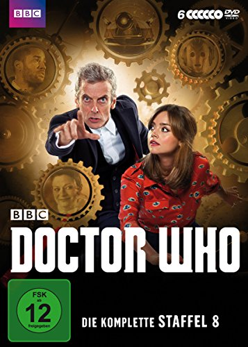 Doctor Who Staffel  8 (6 DVDs)