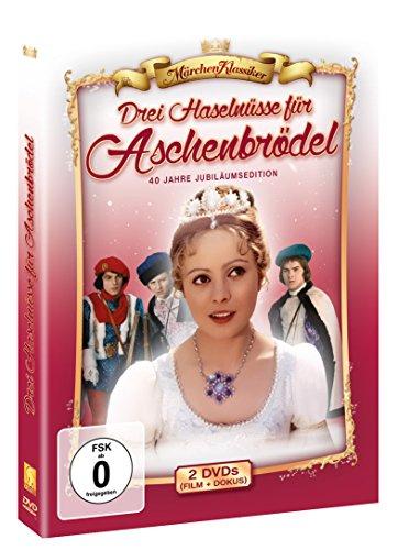Drei Haselnüsse für Aschenbrödel 40 Jahre Jubiläumsedition + Doku (Limited Edition) (2 DVDs)