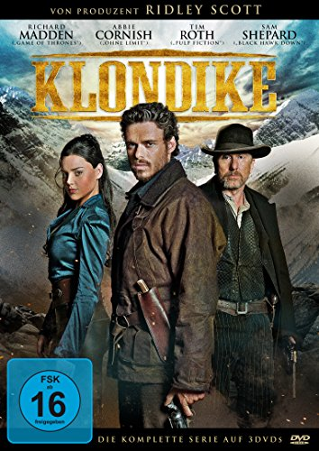 Klondike Die komplette Serie (3 DVDs)