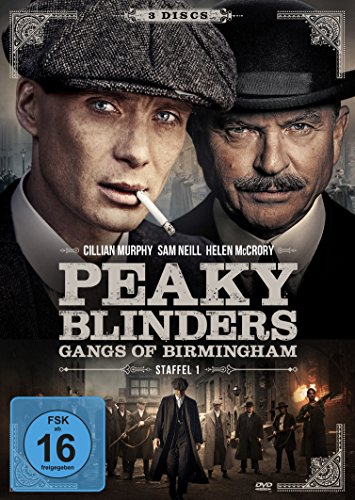 Peaky Blinders - Gangs of Birmingham: Staffel 1 (3 DVDs)