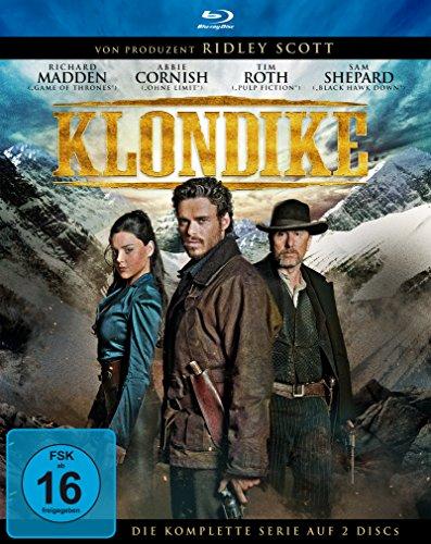 Klondike Die komplette Serie [Blu-ray]