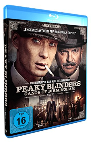 Peaky Blinders - Gangs of Birmingham: Staffel 1 [Blu-ray]