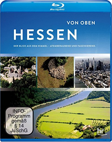 Hessen von oben