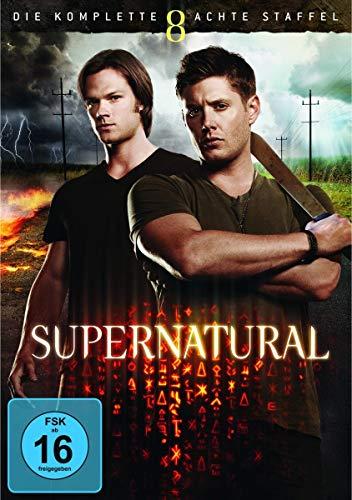 Supernatural Staffel  8 (6 DVDs)