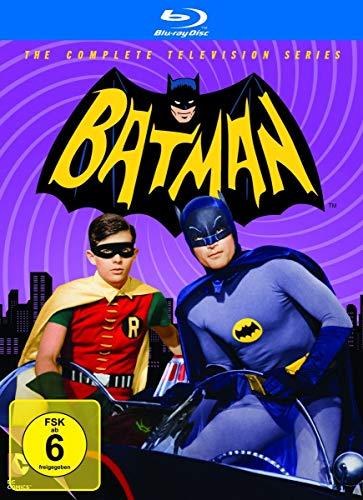 Batman (1968) - Die komplette Serie [Blu-ray] 1968 - Die komplette Serie [Blu-ray]