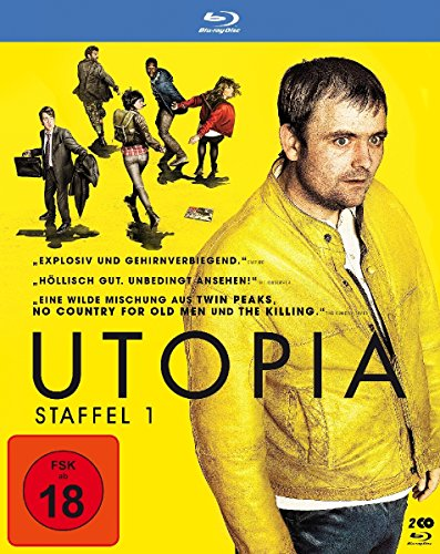 Utopia Staffel 1 [Blu-ray]