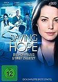 Saving Hope - Die Hoffnung stirbt zuletzt: Staffel 1 (4 DVDs)