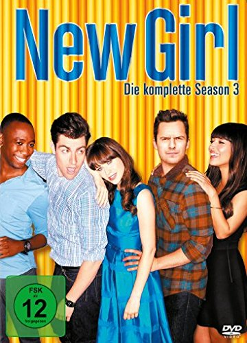 New Girl Staffel 3 (3 DVDs)