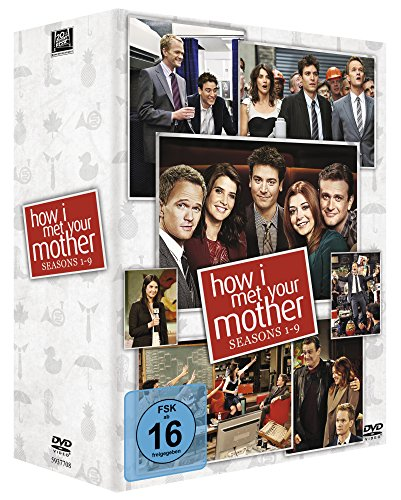 How I Met Your Mother Complete Box (29 DVDs)