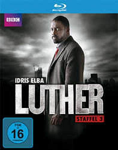 Luther Staffel 3 [Blu-ray]