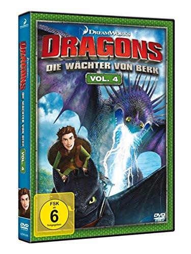 Dragons Die Wächter von Berk, Vol. 4