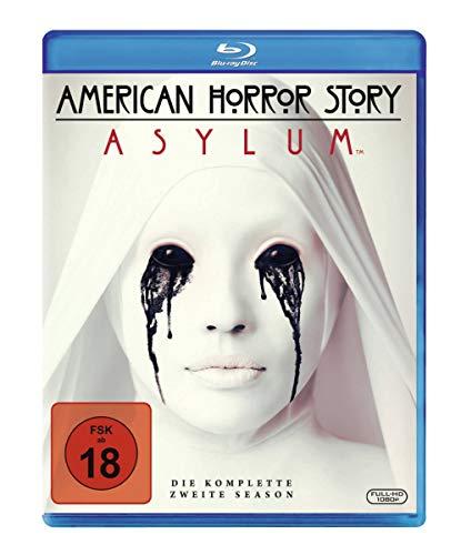 American Horror Story Staffel 2: Asylum [Blu-ray]