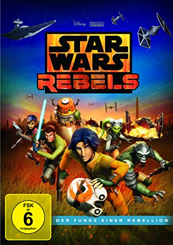 Star Wars Rebels Der Funke einer Rebellion
