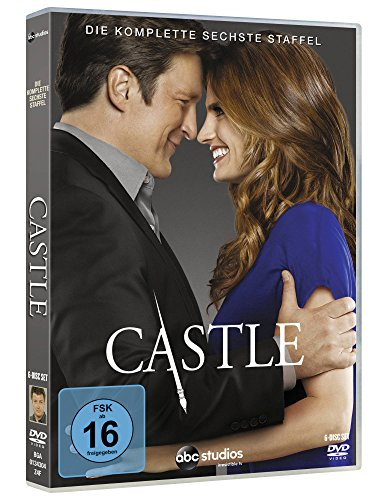 Castle Staffel 6 (6 DVDs)